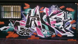 Jank333 - Pieza del videoclip de Tengo Sed
