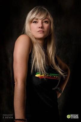 Inés Pardo (Reggae Is A Mission, Fernando F. Hevia)