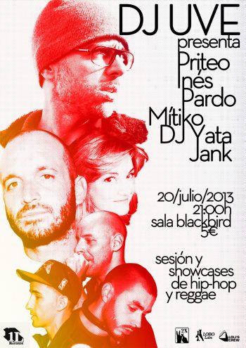 Fiesta de DJ UVE