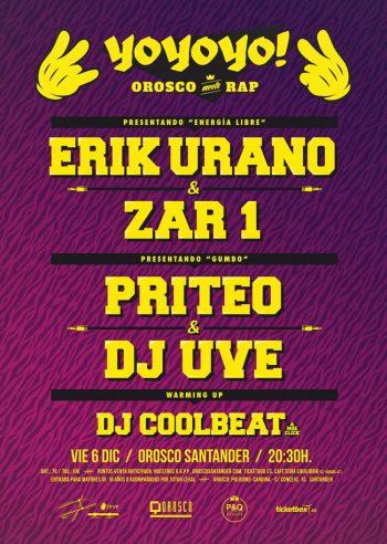 Eric Urano - Zar 1 - Priteo - UVE - Coolbeat