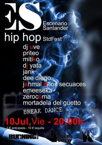 Hip-Hop Std Fest 2015