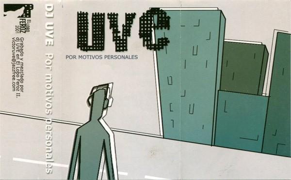 DJ UVE - Por Motivos Personales (2001)