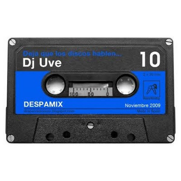 DJ UVE - Deja que los discos hablen... (2009)