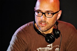 DJ UVE en sesión