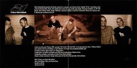 Libreto interior de 21 (1998)