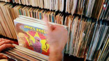Vinilos: James Brown y su Funky People