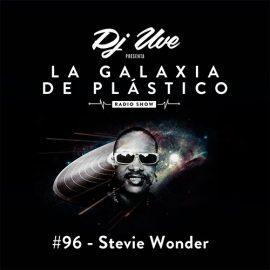 La Galaxia de Plástico #96 - Stevie Wonder