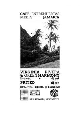 Café Entrehuertas Meets Jamaica