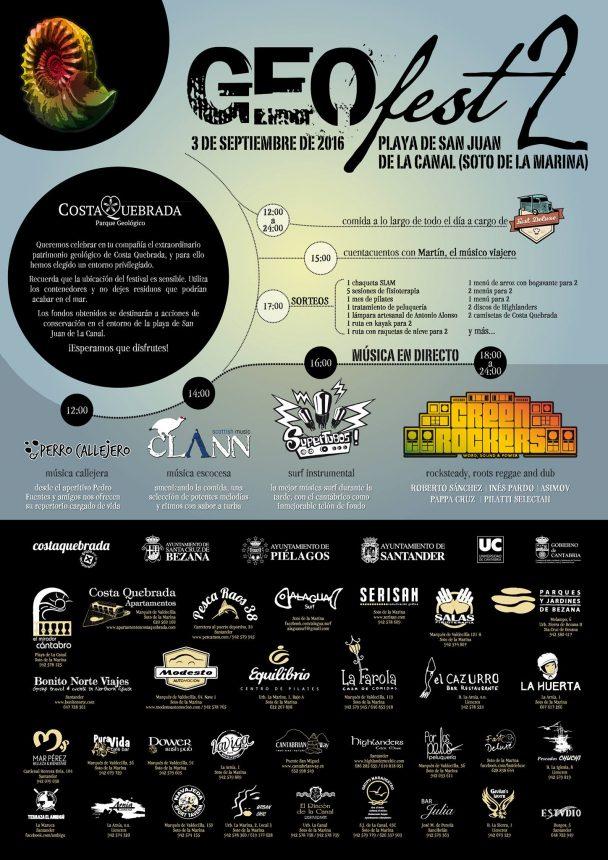Cartel del GEOfest2