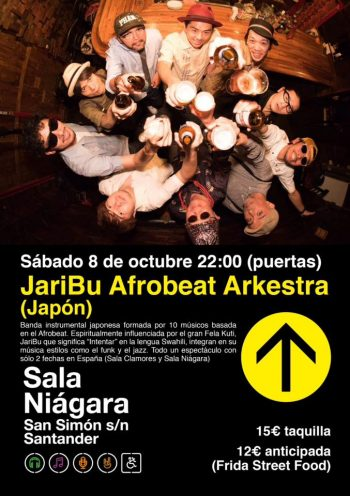 Felabration 2016 - Jaribu Afrobeat Arkestra