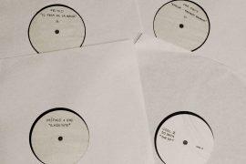 Los test pressing de las nuevas referencias de 1L Records para cerrar 2016