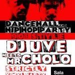 DJ UVE meets Mr. Cholo: Hip-Hop y Dancehall 90's en Santander