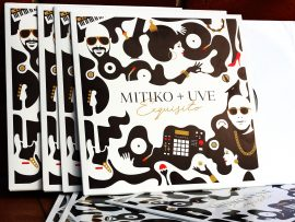 Mítiko + UVE - Exquisito en vinilo