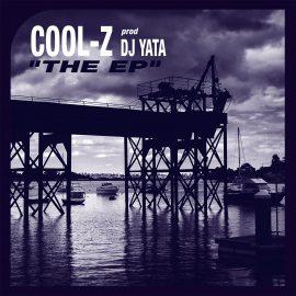Portada de The EP, de Cool-Z junto a DJ Yata
