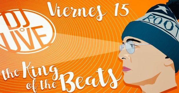 DJ UVE - The King of the Beats en el Roots
