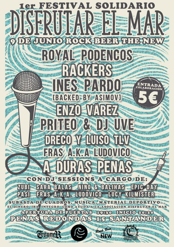 1er Festival Solidario Disfrutar El Mar