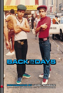 """Back in the Days"" de Jamel Shabazz"