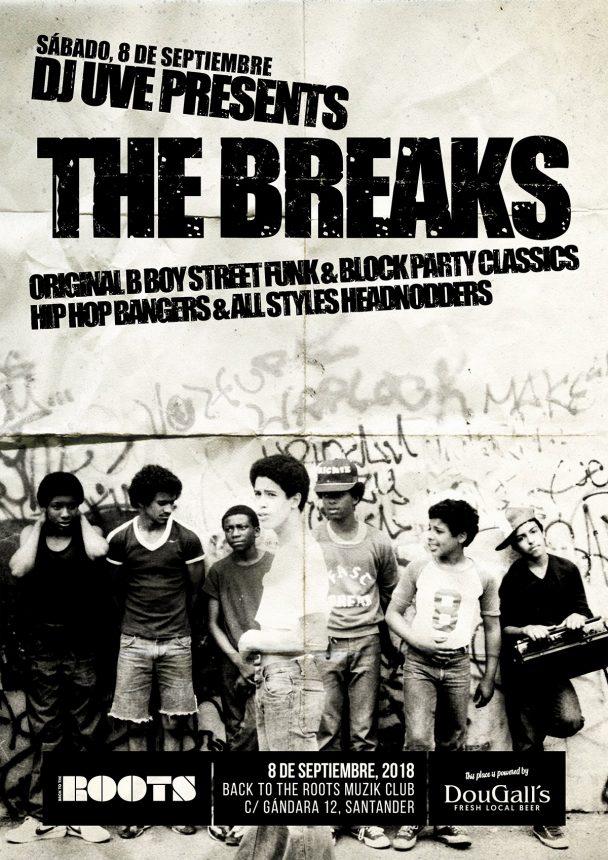 DJ UVE presents The Breaks