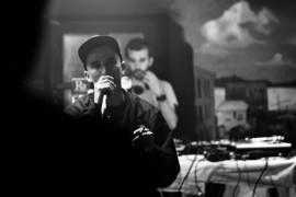 JNK - Live con G-Man