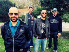 Mítiko, DJ Yata, Priteo y UVE