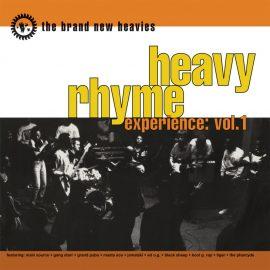 The Brand New Heavies - Heavy Rhyme Experience Vol. 1 (1992)