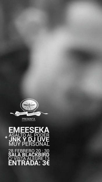 Emeseka, JNK, UVE