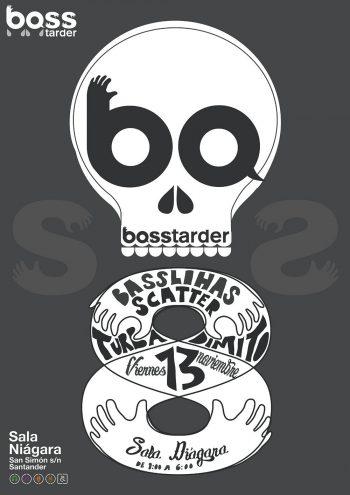Basstarder con Scatter, Turba y Dimito