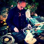 DJ UVE en plena sesión