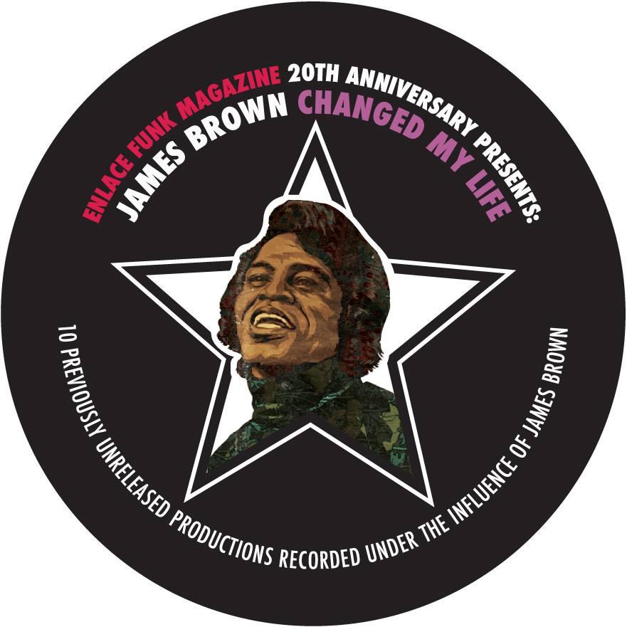 Enlace Funk - James Brown LP