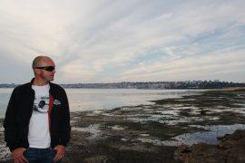 Priteo en la Bahía de Santander