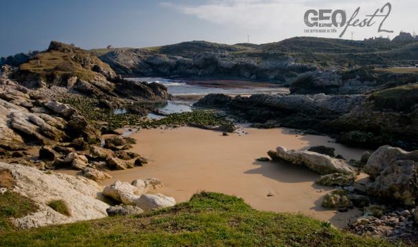 Ubicación de GEOfest2 - Parque de El Jortín (playa de San Juan de la Canal)