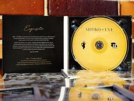 Mítiko + UVE - Exquisito en CD