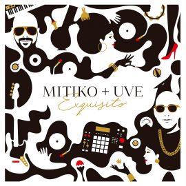 Portada de Mítiko + UVE - Exquisito, diseñada por Kaikoo Studio
