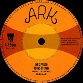 Inés Pardo - Sound System - Ark