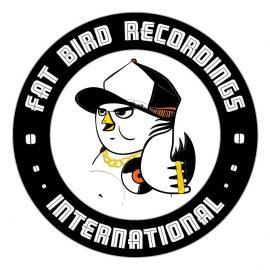 Logotipo de Fat Bird Recordings
