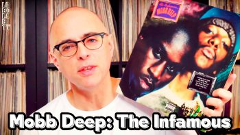 The Infamous de Mobb Deep en el Lobolab TV