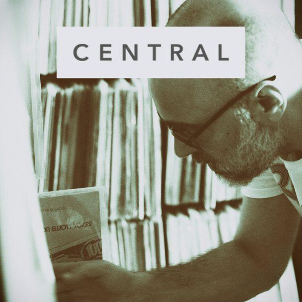Podcast #36 de Central Magazine con DJ UVE
