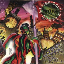 Portada de Beats, Rhymes And Life, 1996