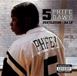 Portada de Ventilation: Da LP, de Phife Dawg (2000)