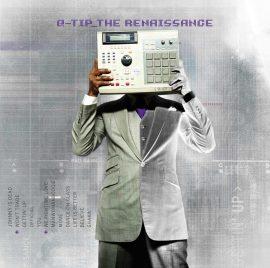 Portada de The Renaissance, de Q-Tip (2008)
