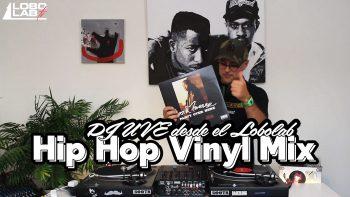 Lobolab Session 01: Hip-Hop Vinyl Mix